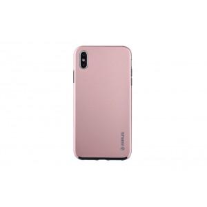 VERUS Full Body Dual Schutzhülle iPhone XS Max Rose Gold