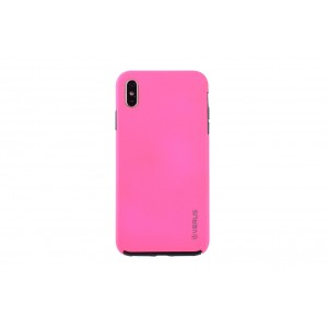 VERUS Full Body Dual Schutzhülle iPhone XS Max Pink