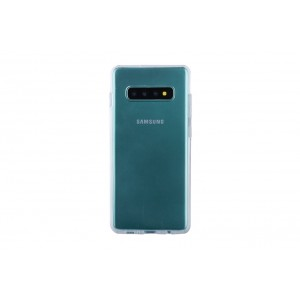 VERUS Full Body Dual Schutzhülle Samsung Galaxy S10 Transparent