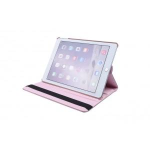 Book Case / Tasche für iPad AIR 2 mit Standfunktion Rose Gold