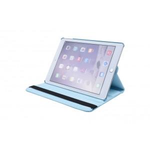 Book Case / Tasche für iPad AIR 2 mit Standfunktion Hellblau
