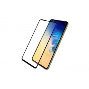 Panzerglas / Displayschutzglas für Samsung Galaxy S10e Schwarz