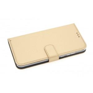 Handytasche / Handyhülle für Huawei P30 Lite Gold