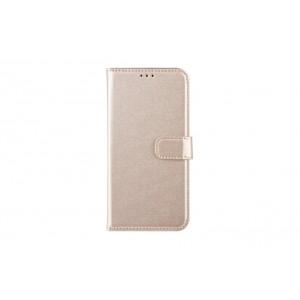 Handytasche / Handyhülle für Huawei P Smart Plus 2019 Gold