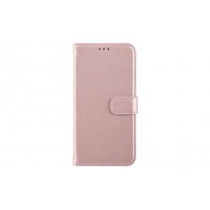 Handytasche / Handyhülle für Huawei P Smart Plus 2019 Rose Gold
