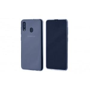 Transparent Handyhülle TPU für Samsung Galaxy A30