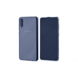Schutzhülle / Handyhülle für Samsung Galaxy A50 Transparent