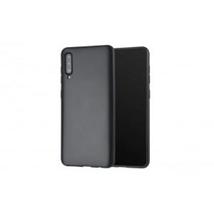Handyhülle TPU für Samsung Galaxy A50 Schwarz