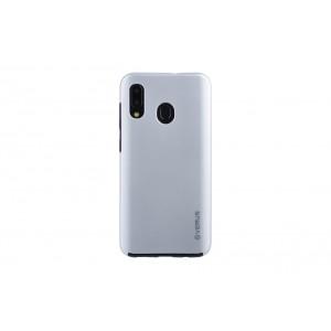 VERUS Full Body Dual Schutzhülle Samsung Galaxy A30 Silber