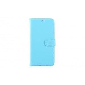 Handytasche / Handyhülle für Samsung Galaxy A20 2019 Hell Blau