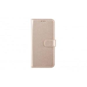 Handytasche / Handyhülle für Samsung Galaxy A40 2019 Gold
