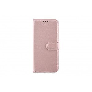 Handytasche / Handyhülle für Samsung Galaxy A40 2019 Rose Gold