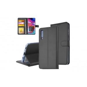 Handytasche / Handyhülle für Samsung Galaxy A70 Rose Gold