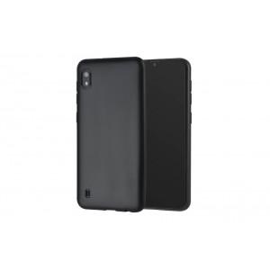 Handyhülle TPU für Samsung Galaxy A10 Schwarz