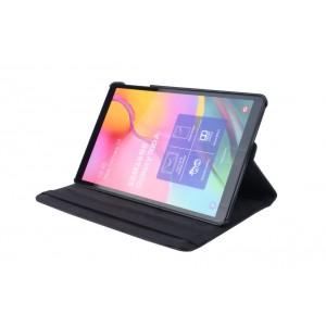 Tasche / Book Case für Samsung Galaxy Tab A T515 (2019) 360° drehbar schwarz