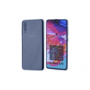 Transparent Handyhülle TPU für Samsung Galaxy A70