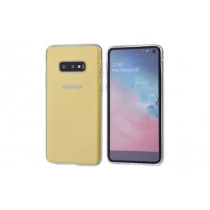 Transparent Handyhülle TPU für Samsung Galaxy S10e