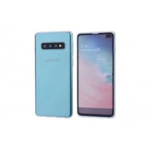 Transparent Handyhülle TPU für Samsung Galaxy S10+ Plus