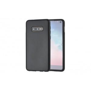 Handyhülle TPU für Samsung Galaxy S10e Schwarz