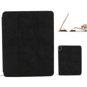 """Ledertasche / Schutzhülle SlimFit iPad Pro 11"""" mit Standfunktion Marmor Schwarz"""