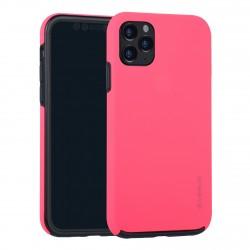 VERUS Full Body 360° Hybrid 2 teilige Hülle iPhone 11 Pro Max Pink