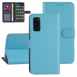 Handytasche Samsung Galaxy S20 Blau