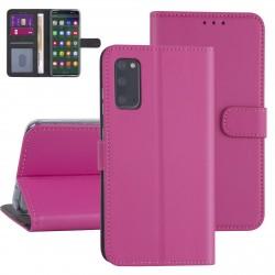 Handytasche Samsung Galaxy S20 Pink