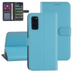 Handytasche Samsung Galaxy S20+ Plus Blau