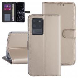 Handytasche Samsung Galaxy S20 Ultra Gold