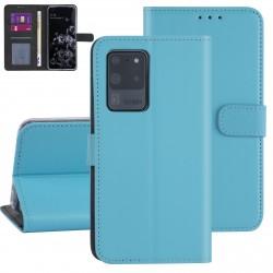 Handytasche Samsung Galaxy S20 Ultra Blau