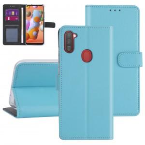 Handytasche Samsung Galaxy A11 Blau