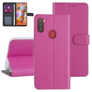 Handytasche Samsung Galaxy A11 Pink