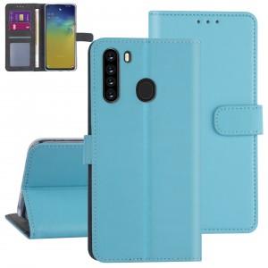 Handytasche Samsung Galaxy A21 Blau