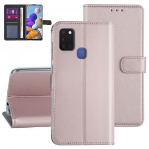 Handytasche Samsung Galaxy A21S Rose Gold