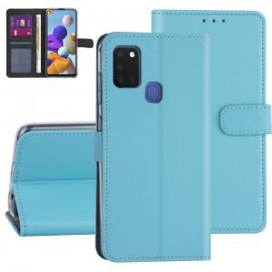 Handytasche Samsung Galaxy A21S Blau