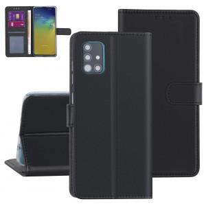Handytasche Samsung Galaxy A31 Schwarz