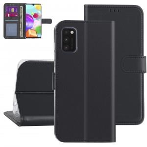 Handytasche Samsung Galaxy A41 Schwarz