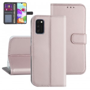 Handytasche Samsung Galaxy A41 Rose Gold