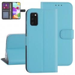 Handytasche Samsung Galaxy A41 Blau