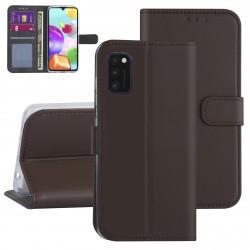 Handytasche Samsung Galaxy A41 Braun