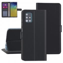 Handytasche Samsung Galaxy A51 Schwarz