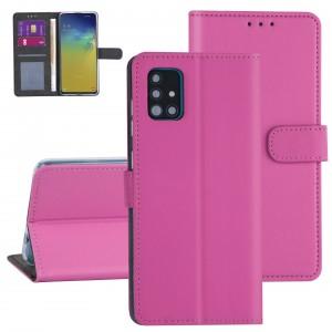 Handytasche Samsung Galaxy A71 Pink