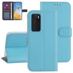 Handytasche Huawei P40 Pro Blau