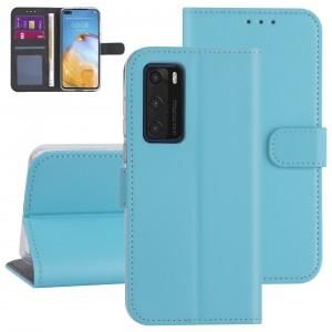 Handytasche Huawei P40 Blau