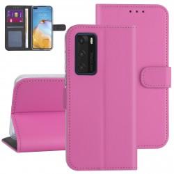 Handytasche Huawei P40 Lite Pink