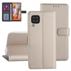 Handytasche Huawei P40 Lite Gold