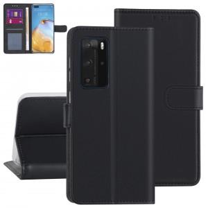Handytasche Huawei P40 Pro Schwarz