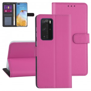 Handytasche Huawei P40 Pro Pink