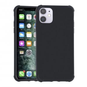 Shockproof Hülle iPhone 11 Fallschutz / Kantenschutz Schwarz