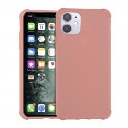 Shockproof Hülle iPhone 11 Fallschutz / Kantenschutz Rosa